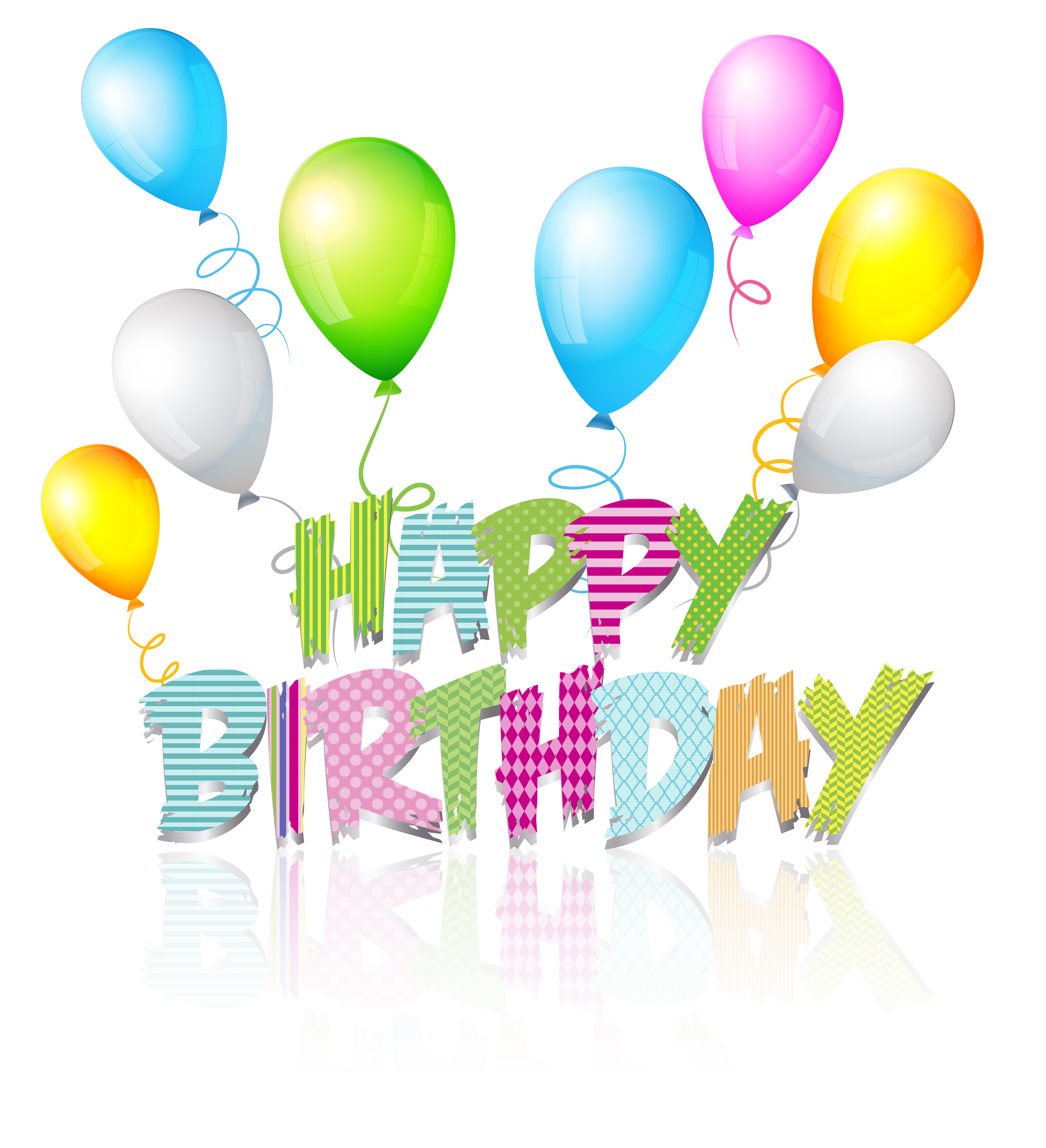 clip transparent stock Happy birthday sister clipart. Party coloured text png