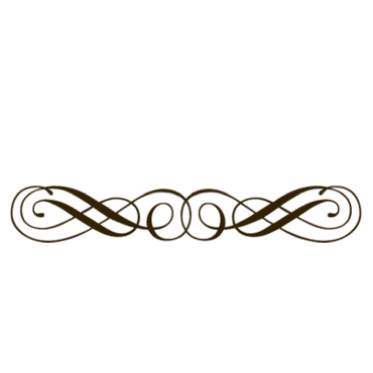 graphic black and white decorative line divider clipart #62282341