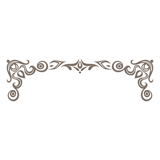 png free Decorative ornate frame
