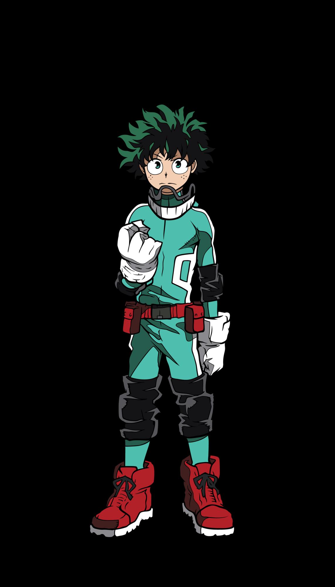 png free download My Hero Academia Izuku Midoriya Enamel Pin