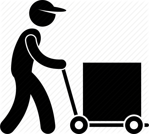 clipart black and white stock Warehouse Silhouette at GetDrawings