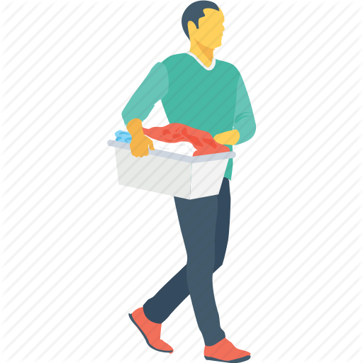freeuse stock Human by vectors market. Delivery vector boy