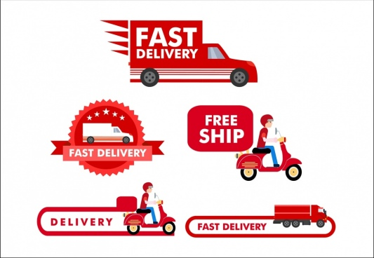 svg transparent download Home delivery vector free vector download