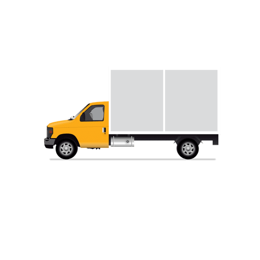 svg free download Covered delivery van