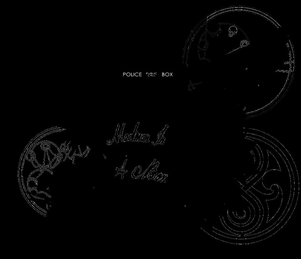 banner free download Tardis Drawing at GetDrawings