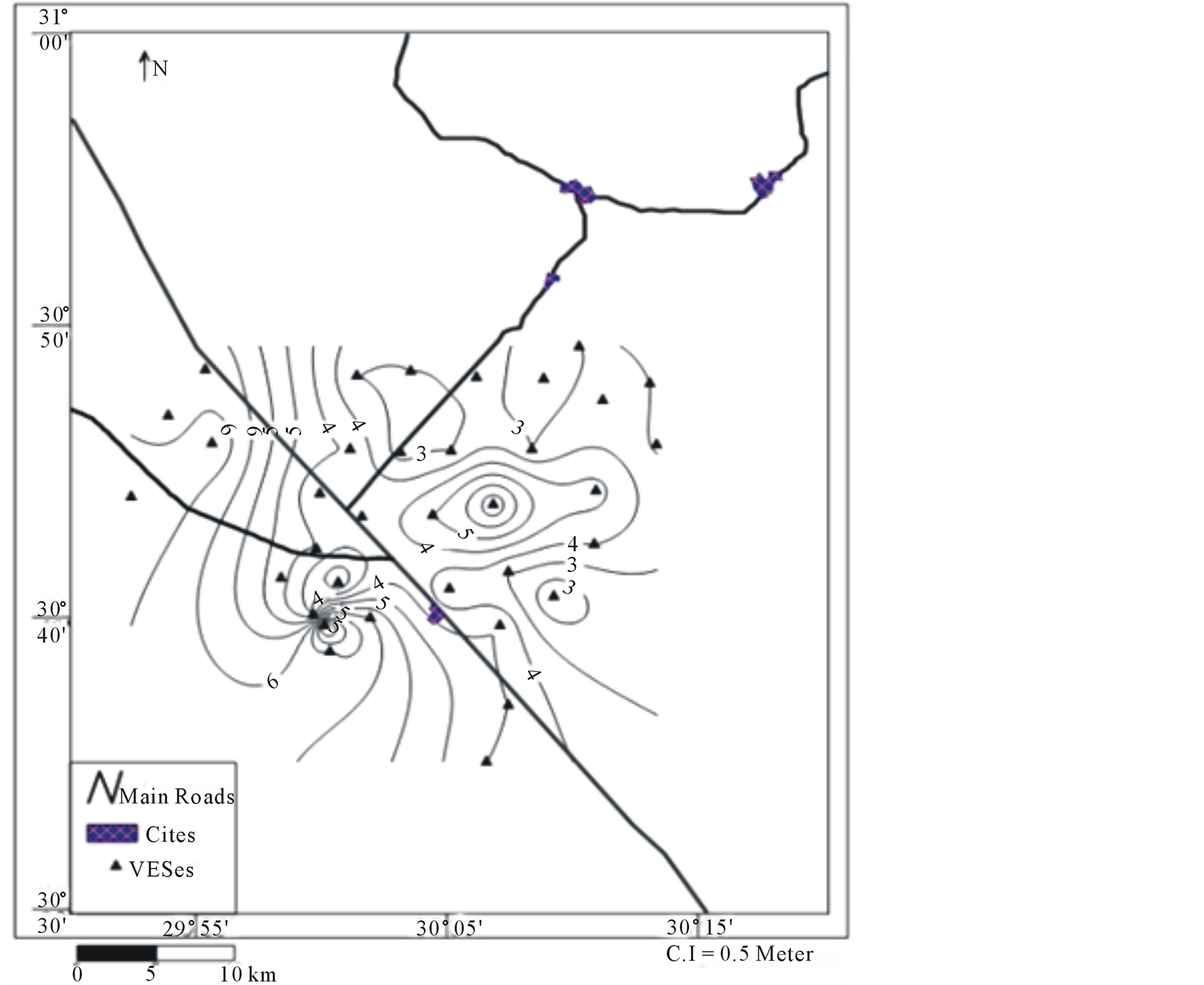 png royalty free library Geophysical evaluation for evidence. Delta drawing nile