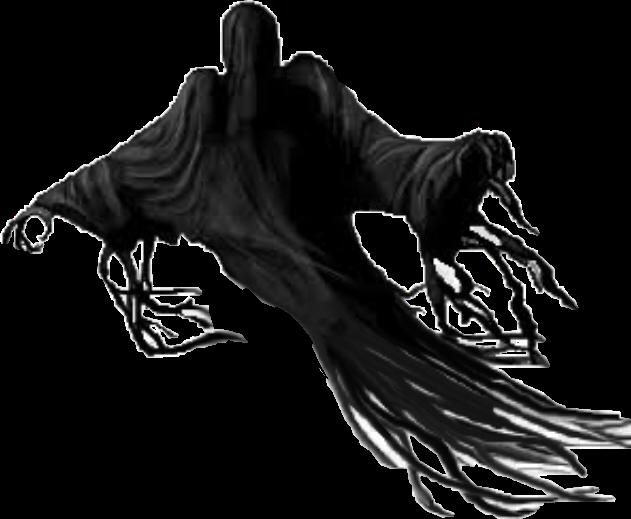 clip art dementor freetoedit