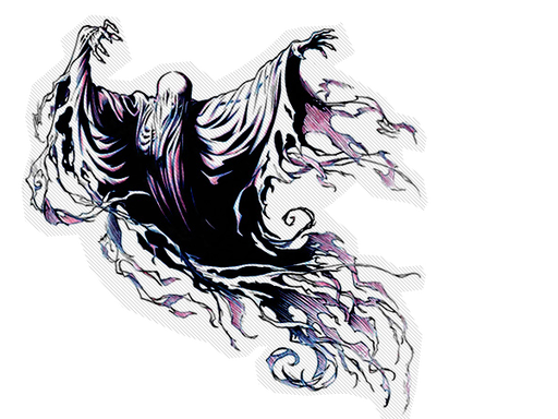 clipart freeuse library DEMENTOR