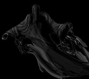 vector free download Dementor pinata