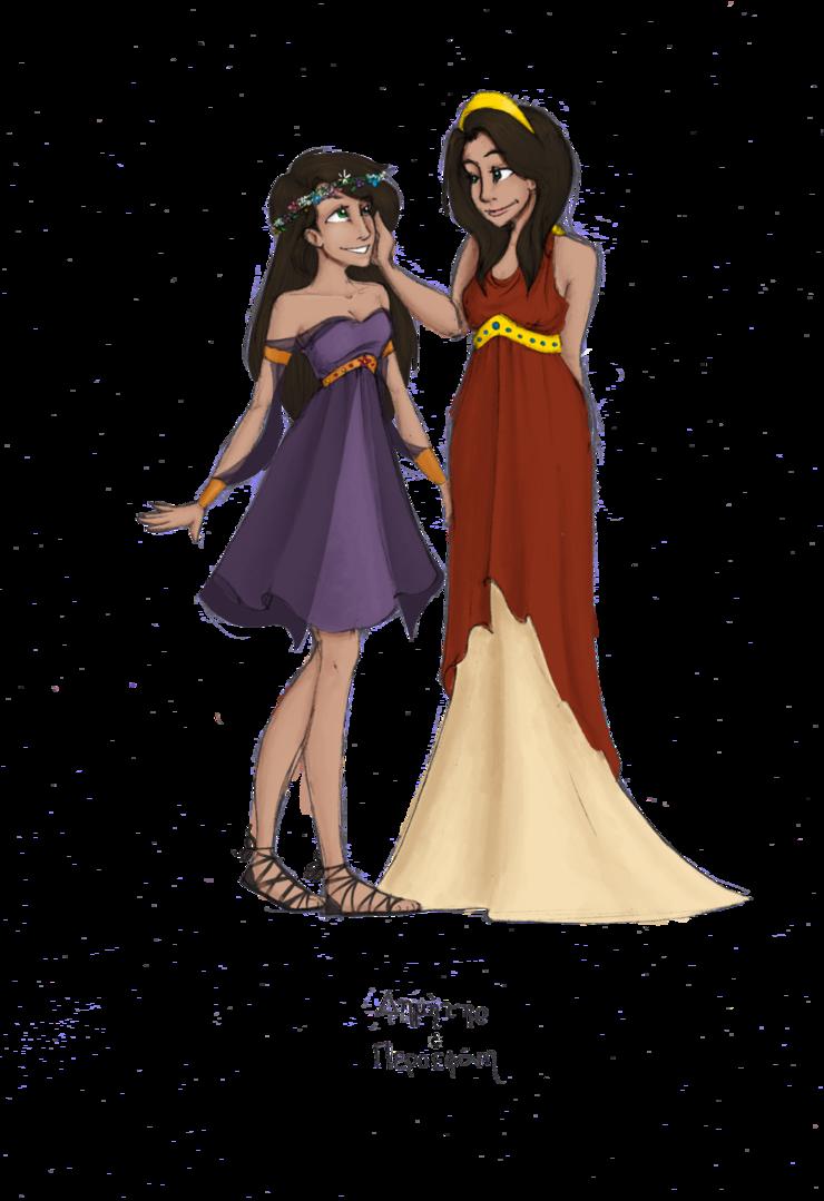 clipart library Greek Goddesses