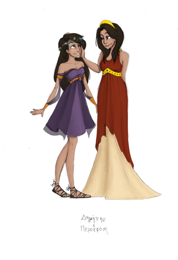 graphic library download Greek Goddesses
