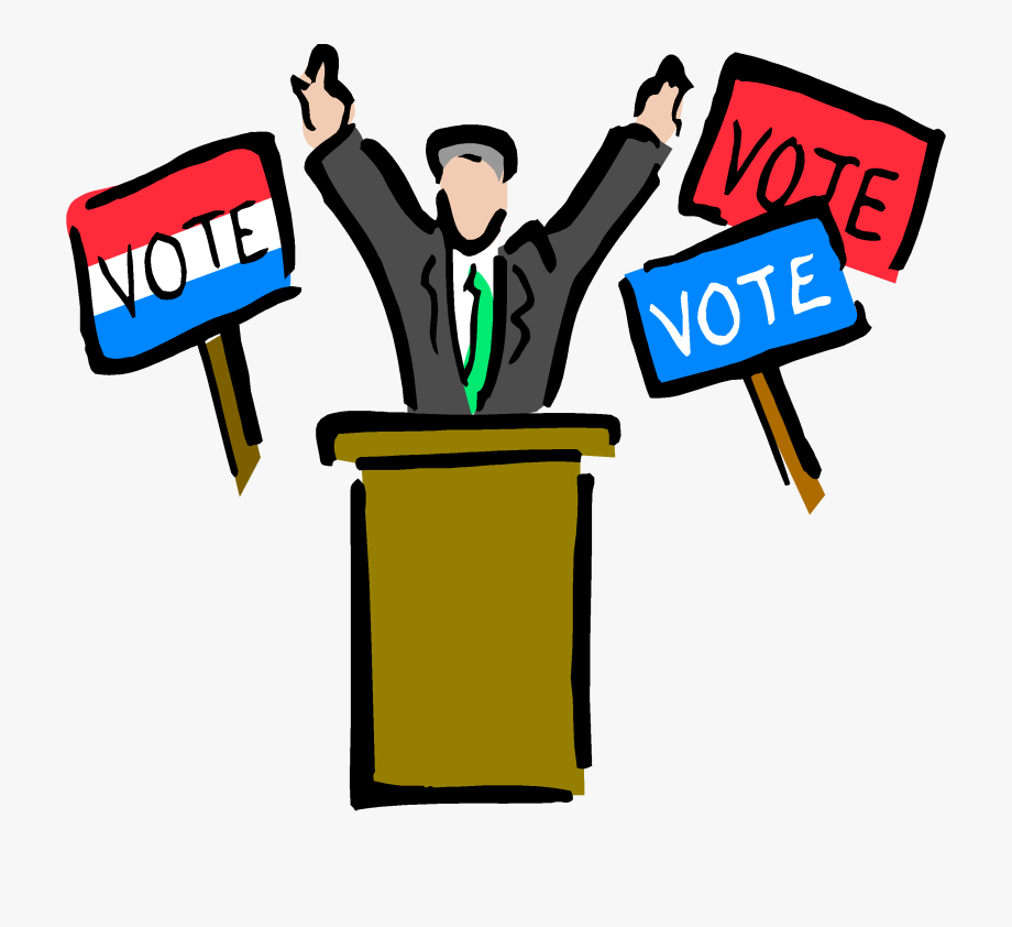 banner freeuse download Democracy clipart. Making fair president free.
