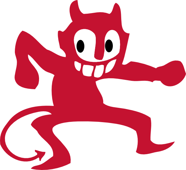 graphic freeuse stock Demon free on dumielauxepices. Devil clipart.
