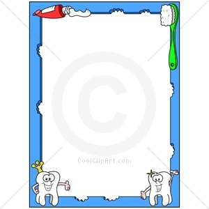 svg free library Dental clipart borders. Cliparts free download best