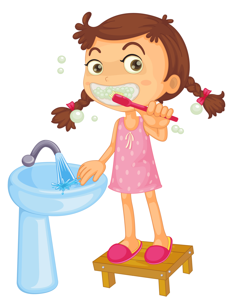 jpg free  png dental clip. Brushing clipart brushteeth