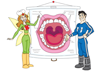 image free The Super Dentists Patient Resource Center