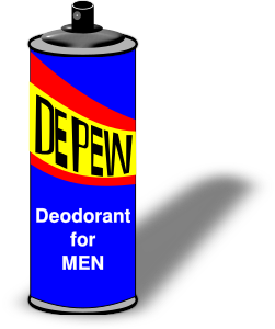 png royalty free Deodorant clipart. Small image png