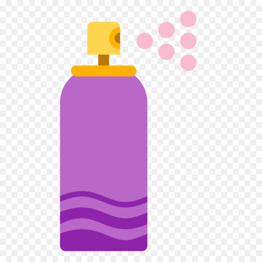 banner royalty free Water background pink purple. Deodorant clipart aerosols