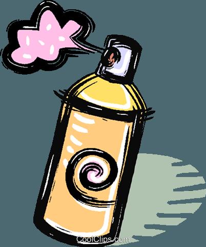 image free Collection of free inhalant. Deodorant clipart aerosols