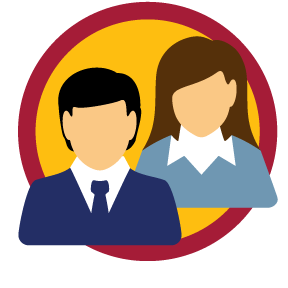 clip transparent library Human resources document management. Staff clipart office personnel