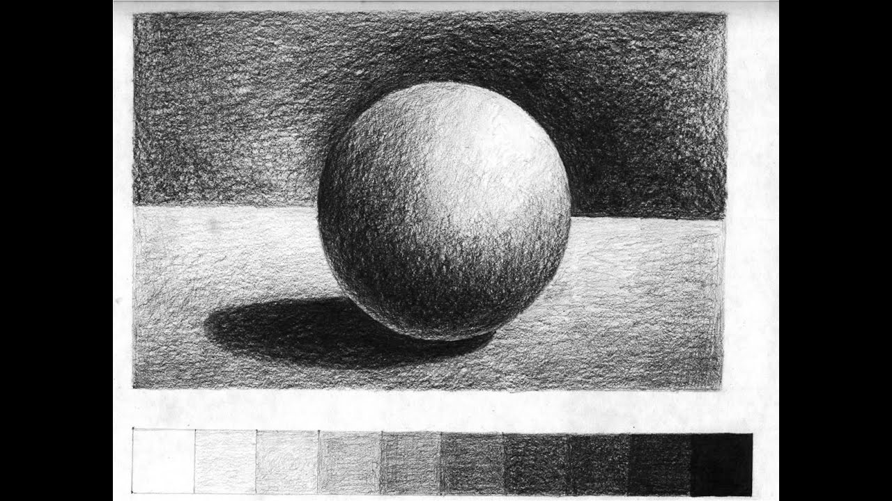 freeuse library Depth drawing. Tutorial on how to