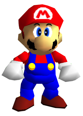 image free download transparent mario sm64 #106067007