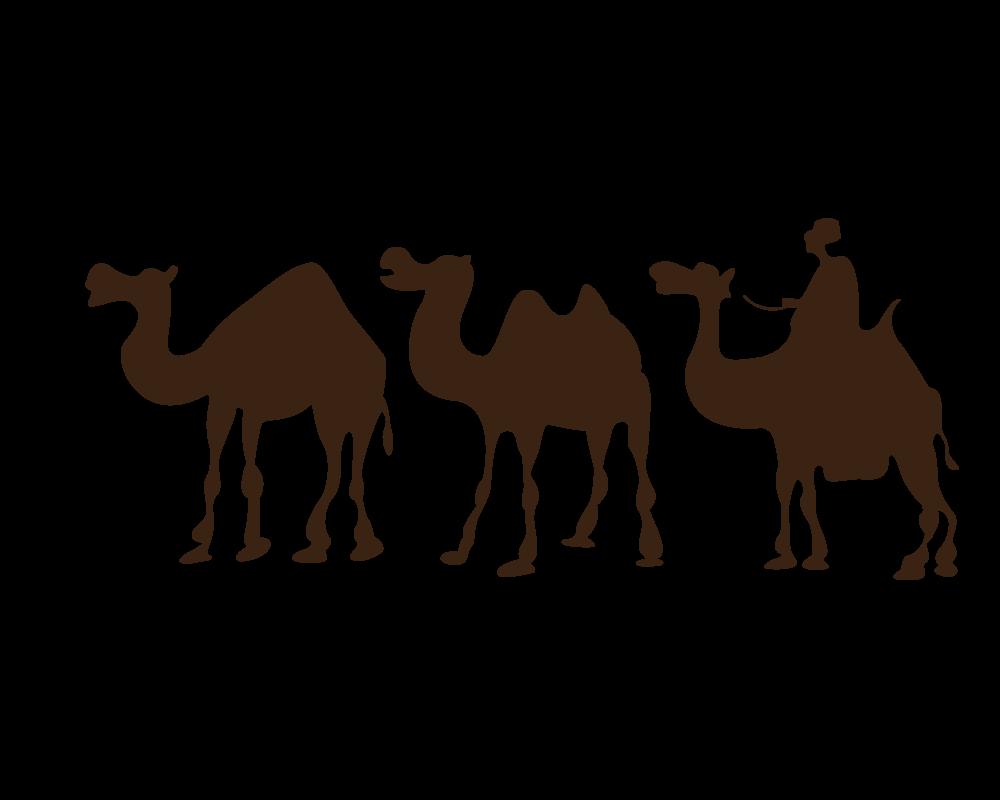 jpg royalty free download Silhouette Desert at GetDrawings