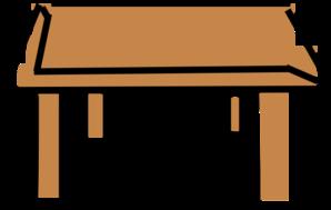 vector library stock Desk clipart. Clip art at clker