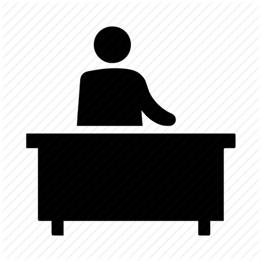 clip art freeuse Desk vector. Icons png free and.