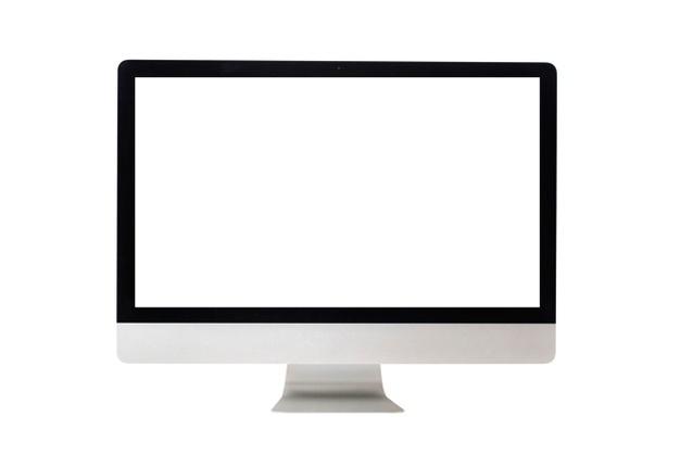 image free download Desktop vectors photos and. Vector computer monitor