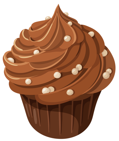 svg royalty free stock Chocolate Mini Cake PNG Clipart Picture