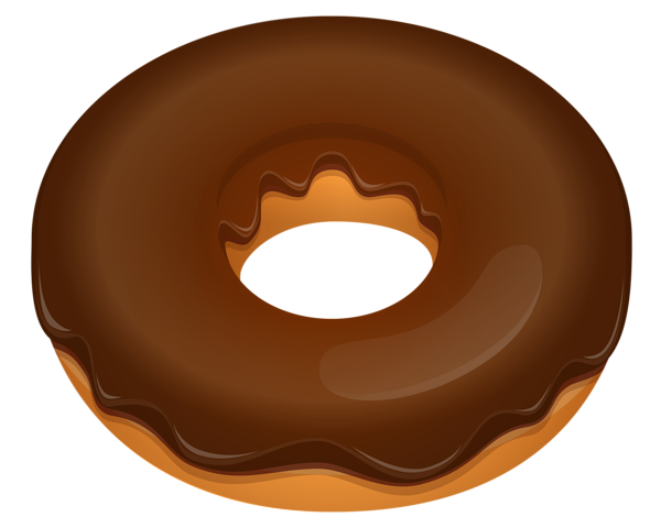 picture transparent doughnut drawing christmas #93494438