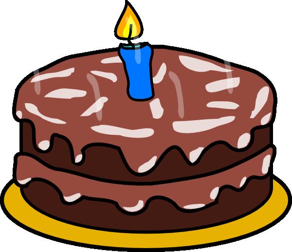 vector library Cake Clip Art at Clker