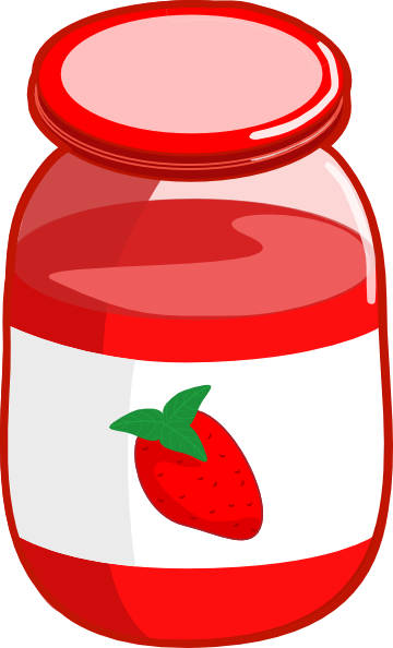 clipart freeuse library Jelly Clipart dessert