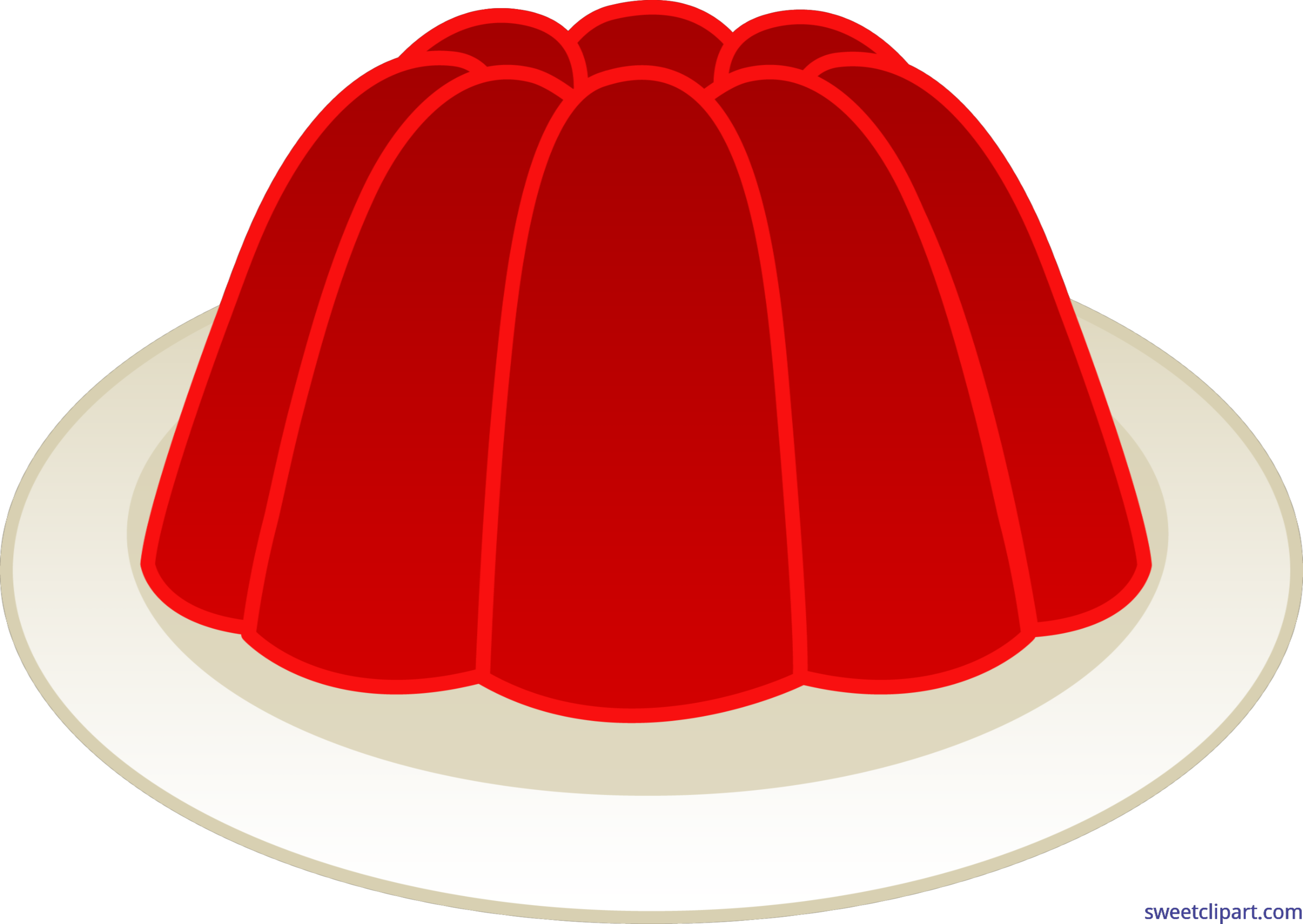 image black and white download Yellow clipart jello. Dessert free on dumielauxepices