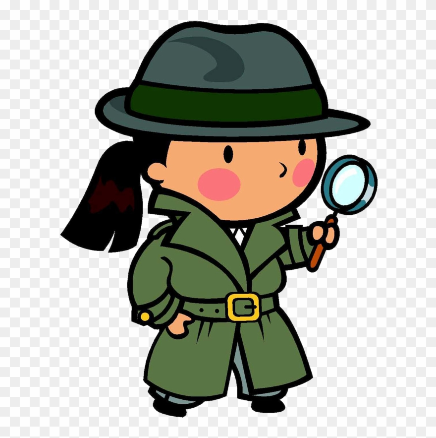 clip free library Food truck cozy mysteries. Detective clipart.