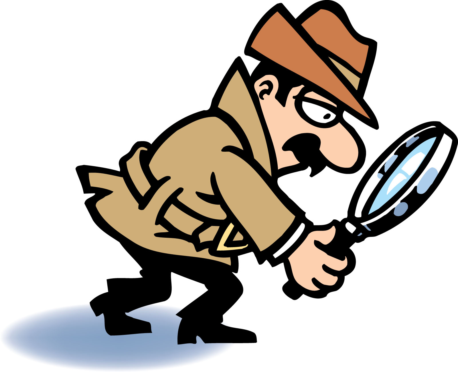 vector transparent Detective clipart. Free cliparts download clip