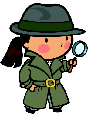 clip art royalty free library Detective clipart. Frames illustrations hd images