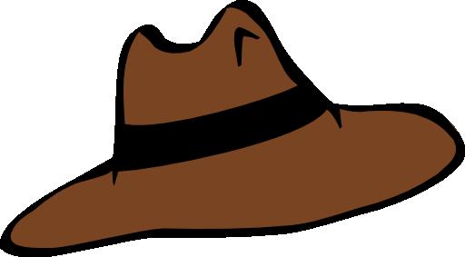 banner transparent Peasant Hat Clipart