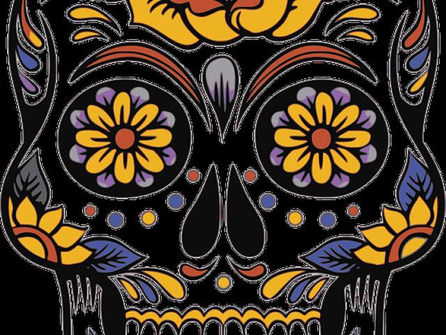 vector library download Day of the dead. Dia de los muertos clipart simple