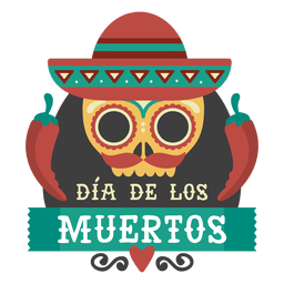 graphic royalty free stock Day of the dead