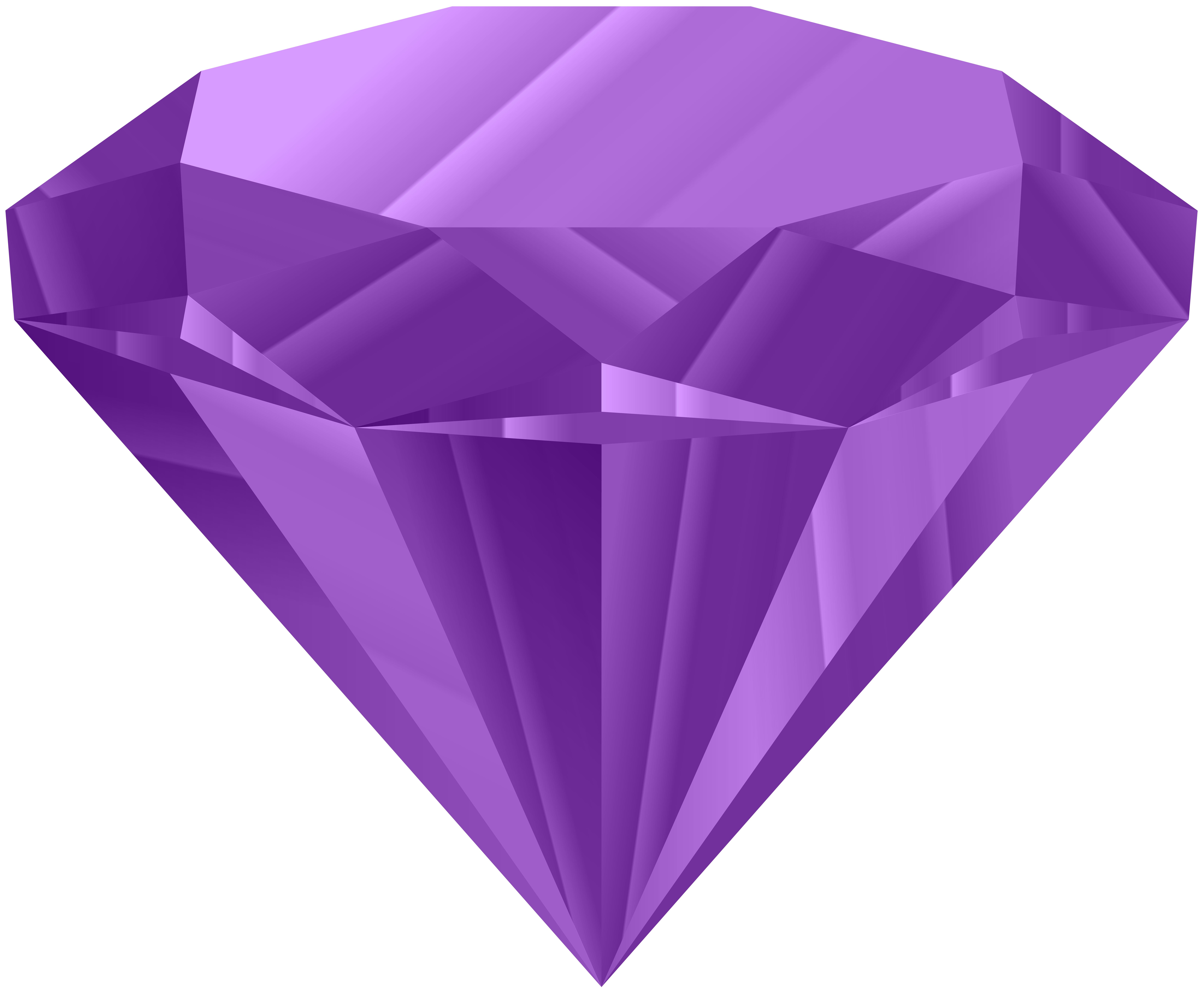 clipart freeuse library Purple png clip art. Diamond clipart.