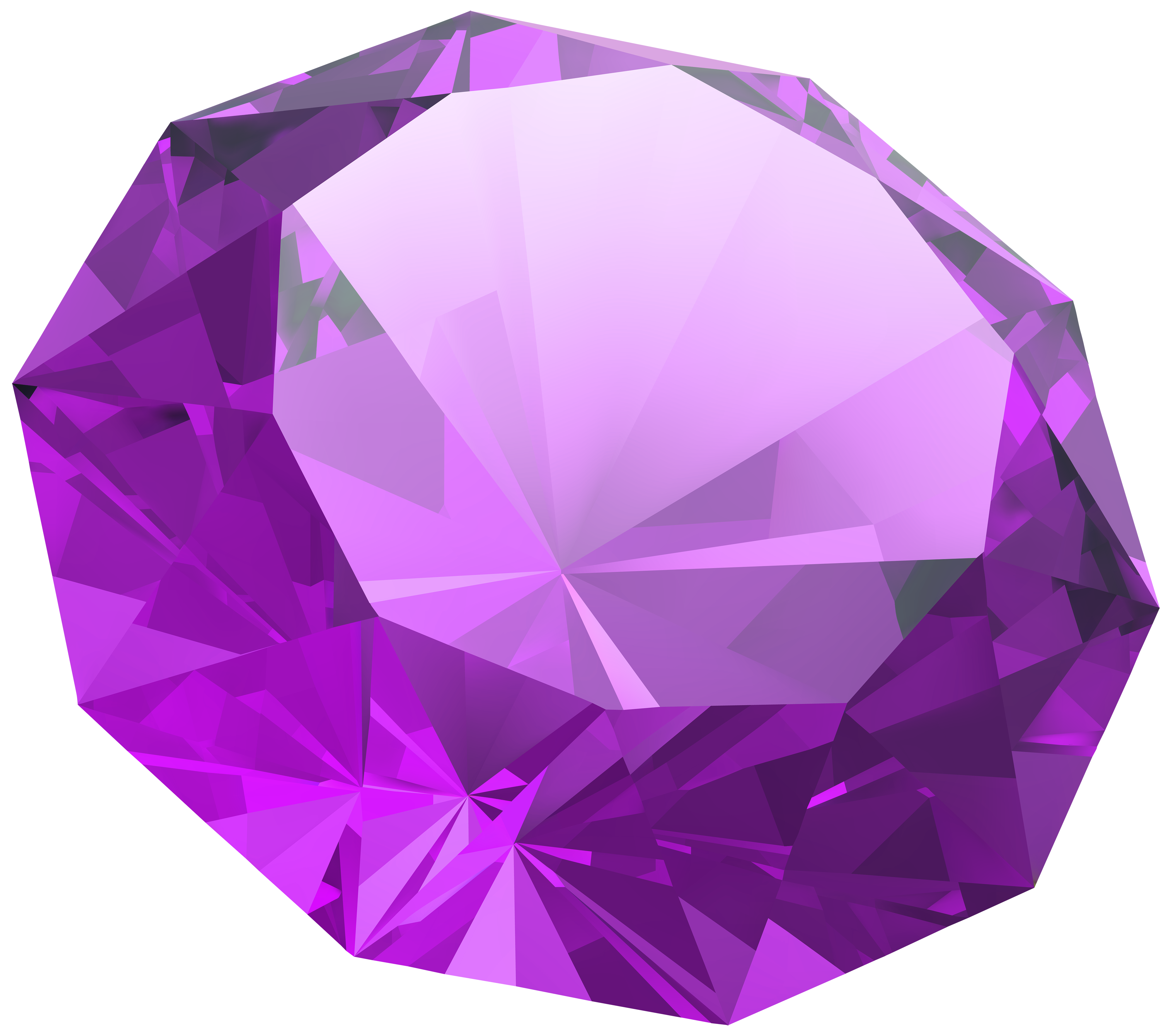 png black and white library Gem clipart birthstone. Purple diamond png best