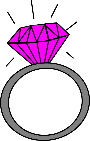 free stock Cliparts Of Diamond Rings