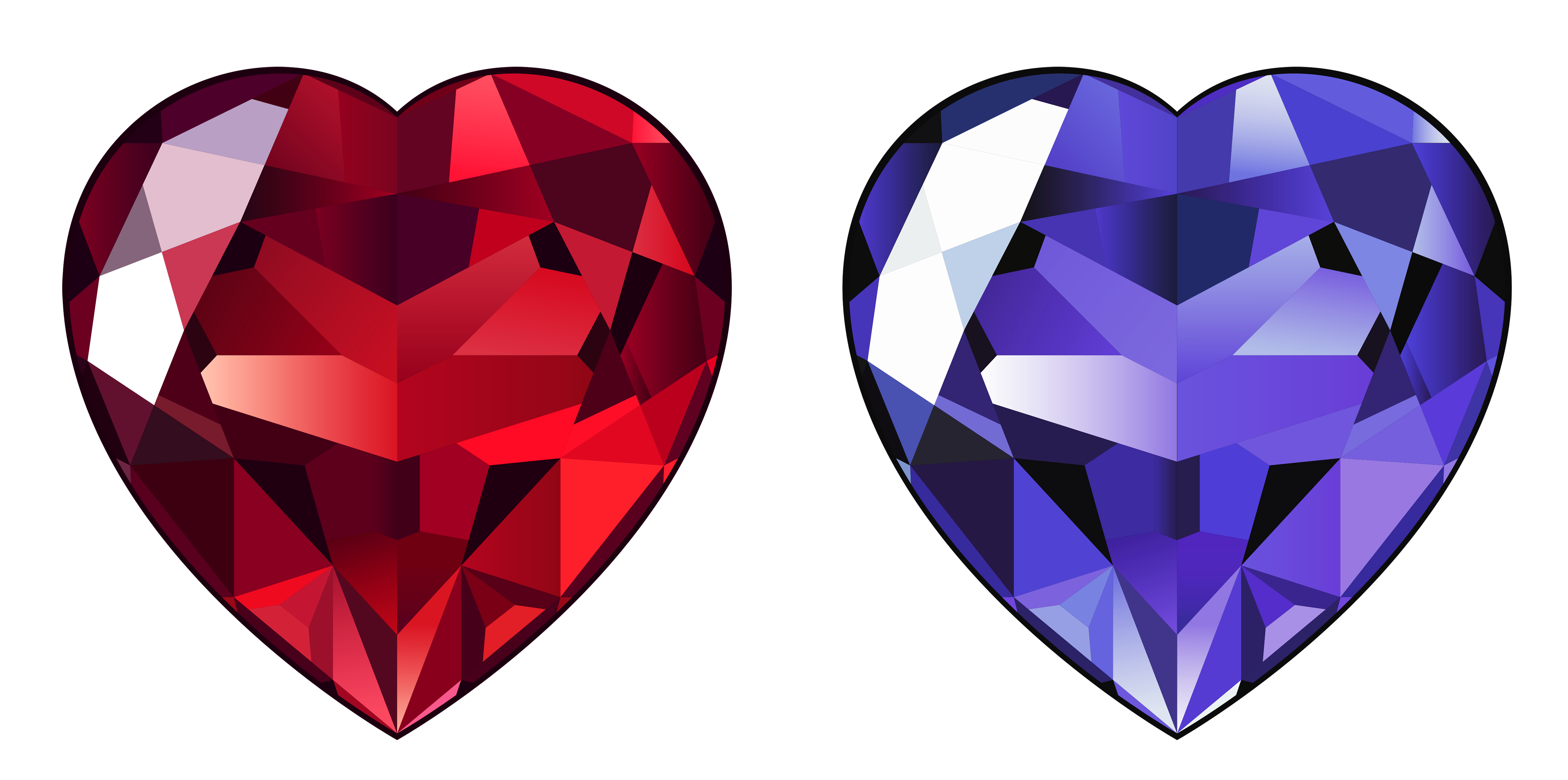 clipart royalty free Diamonds clipart. Transparent diamond hearts png.