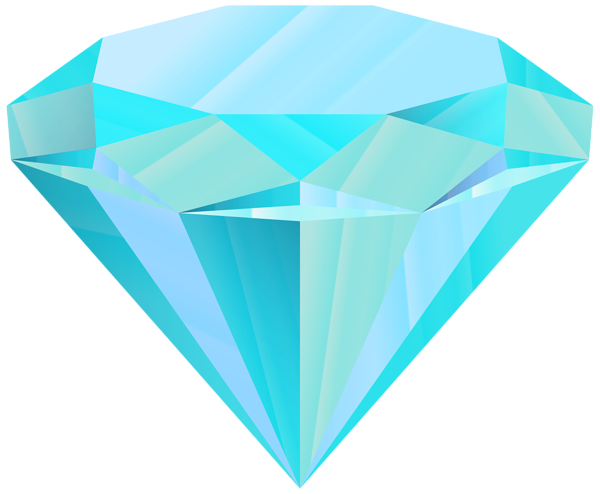 jpg royalty free download Blue diamond clip art. Diamonds clipart.