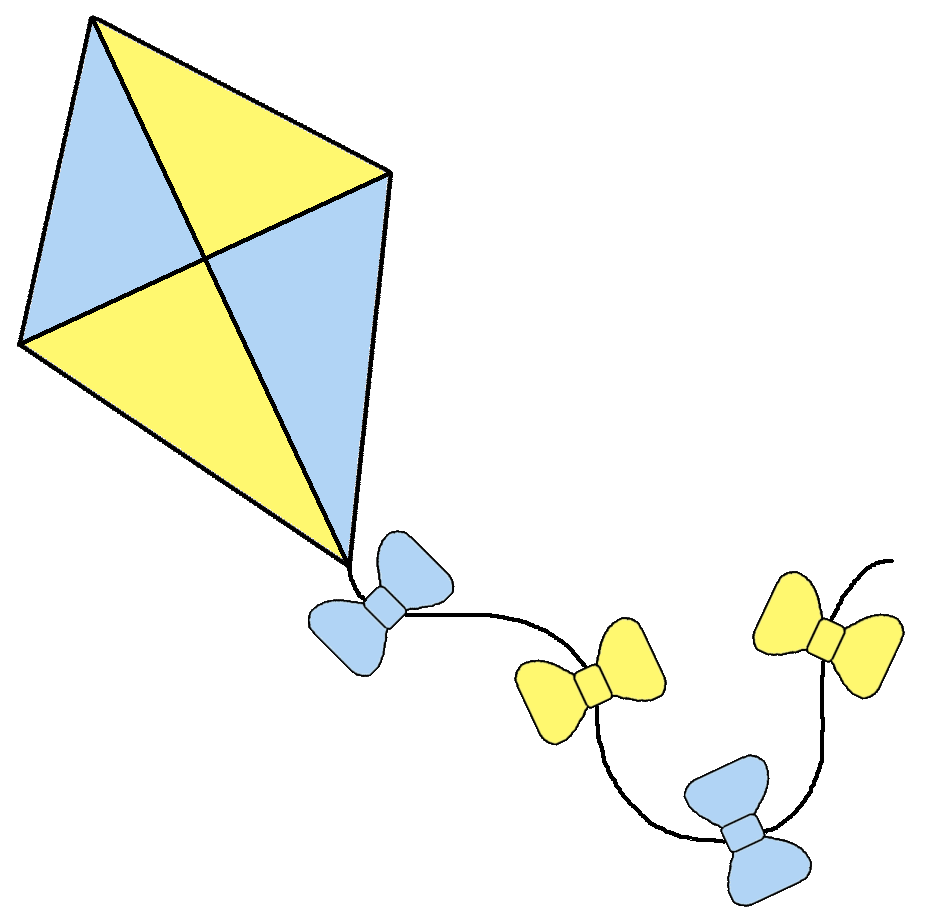 clipart library stock Diamonds clipart kite. Appealing kites clip art