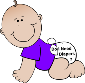 jpg transparent Diapers clipart. Baby clip art at.
