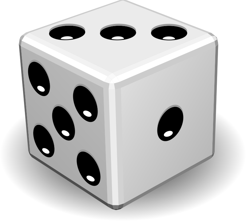 graphic royalty free stock Medium image png . Dice clipart