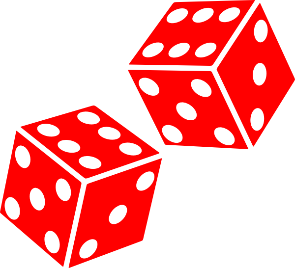 vector free library Six Sided Dice Clip Art at Clker